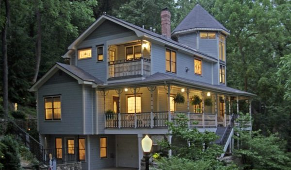 Fall Getaway at our Romantic Eureka Springs Bed and Breakfast