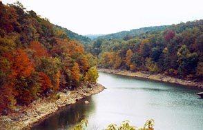 Fall foliate in Eureka Springs