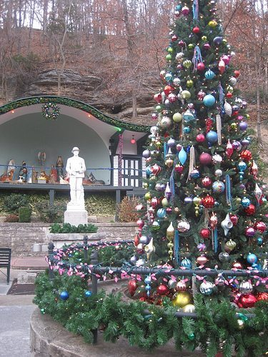Things to do in Eureka Springs in December
