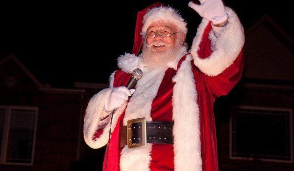 Eureka Springs Christmas parade