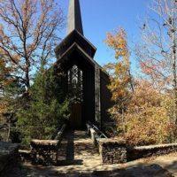 Eureka Springs wedding chapels
