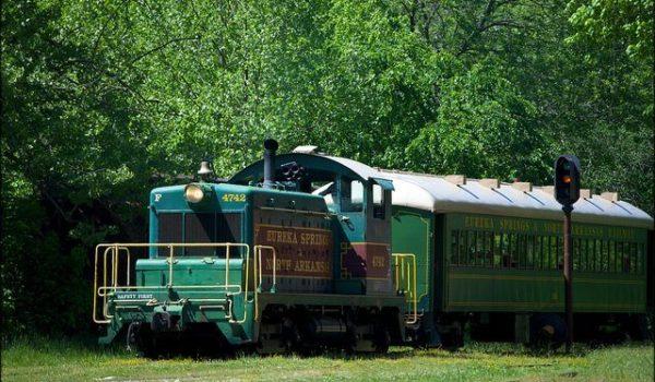 Eureka Springs railroad
