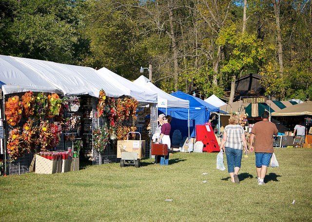 festivals in Arkansas