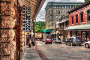 Visit us in Downtown Eureka Springs
