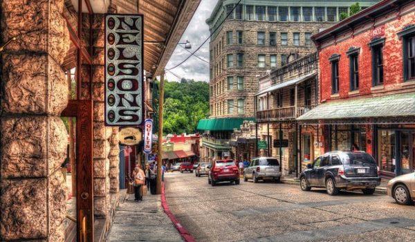 Visit us in Downtown Eureka Springs