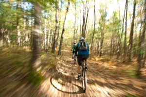 Mountain Biking near Eureka Springs