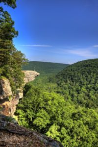 Spring Hiking in the Ozarks