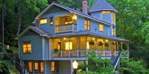 Fall Getaway at our Romantic Bed and Breakfast in Eureka Springs