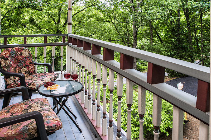 The Best Lodging in Eureka Springs