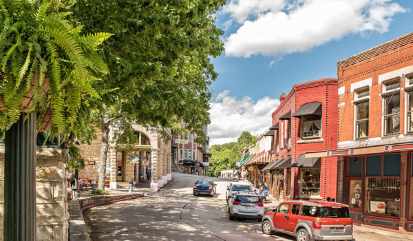 Explore the beautiful streets of Downtown Eureka Springs from our romantic Bed and Breakfast