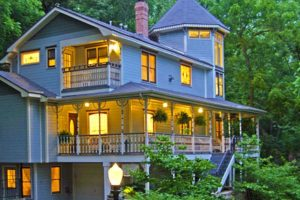 The Best Bed and Breakfast near the Eureka Springs Historic District