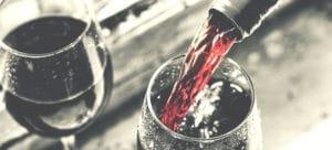 Wine tasting at Keels Creek Winery in Eureka Springs