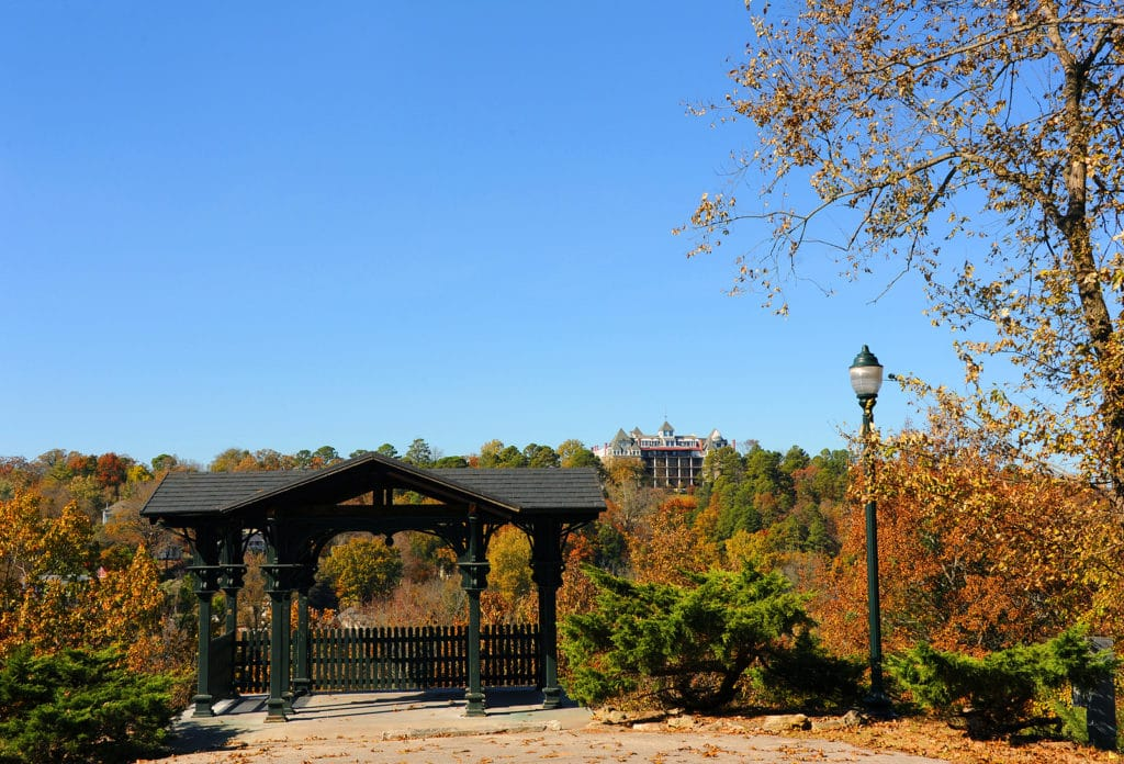 The Best Eureka Springs Bed and Breakfast to Visit This Fall